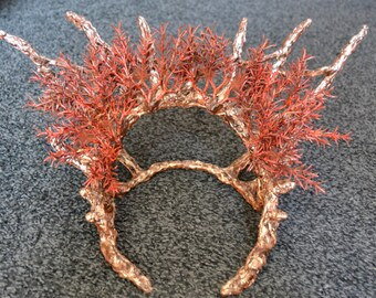 handmade Thranduil of Mirkwood crown