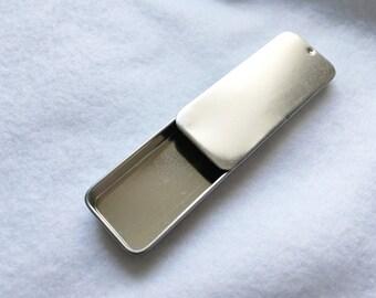 Small Slide Tin