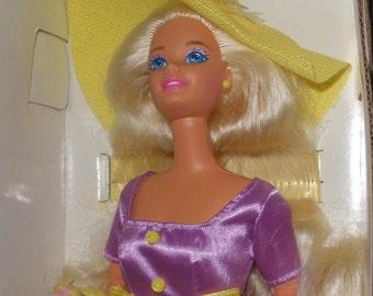 Vintage Avon Spring Blossom Barbie Doll