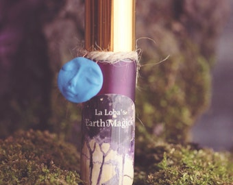Earth Magick - a blend for Grounding, Centering and Protecting - Reiki charged 10 mls