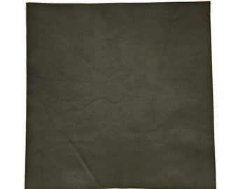 Gray Leather / Grey Leather / Charcoal Gray Leather / Slate Gray Leather / Grey Leather Fabric / Grey Leather Fabric