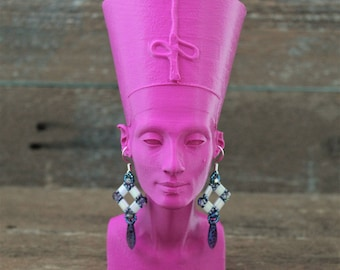 jewelry display,earring display,3D Printed Jewelry Display,Display,3D Printed,craft show display,earring holder,Earring Display,jewelry