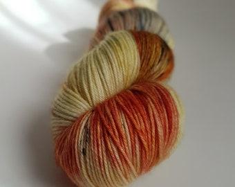 Skein - Fingering - color Gloubiboulga Superwash Merino