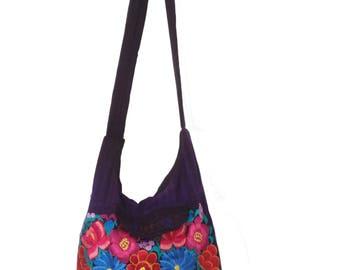 Mexican bags, pockets, Goatasche, retro shoulder bag, hippie bag