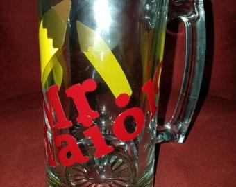 Beer mugs your way