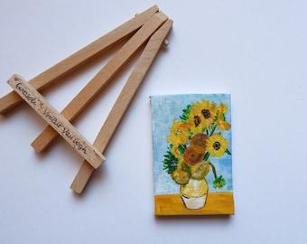 Sunfflowers, V. Van Gogh