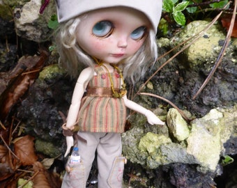 Blythe Jungle Expedition Holiday  Outfit (BD2818)