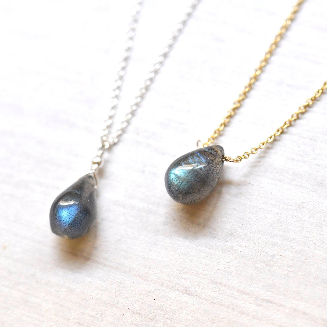 and london image labradorite jewellery of gold necklace ladies amulet links rose