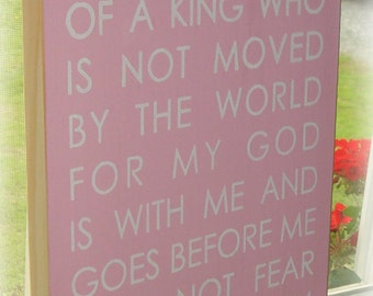I am the daughter of a King wood sign board. Wood sign with sayings. Inspirational sign board. daughter sign.  Primitive sign. sign