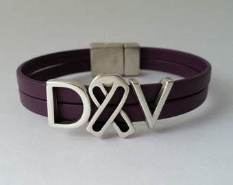 Domestic Violence Awareness Bracelet