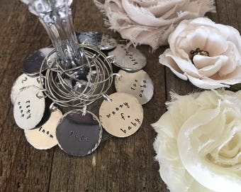 Wine Charms and Tags