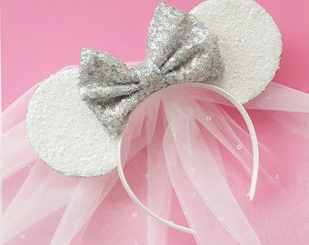 Bridal Mouse Ears
