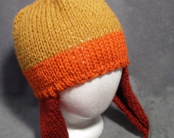 Con Hat: Lightweight Wool-Free Firefly Inspired Cunning Hat