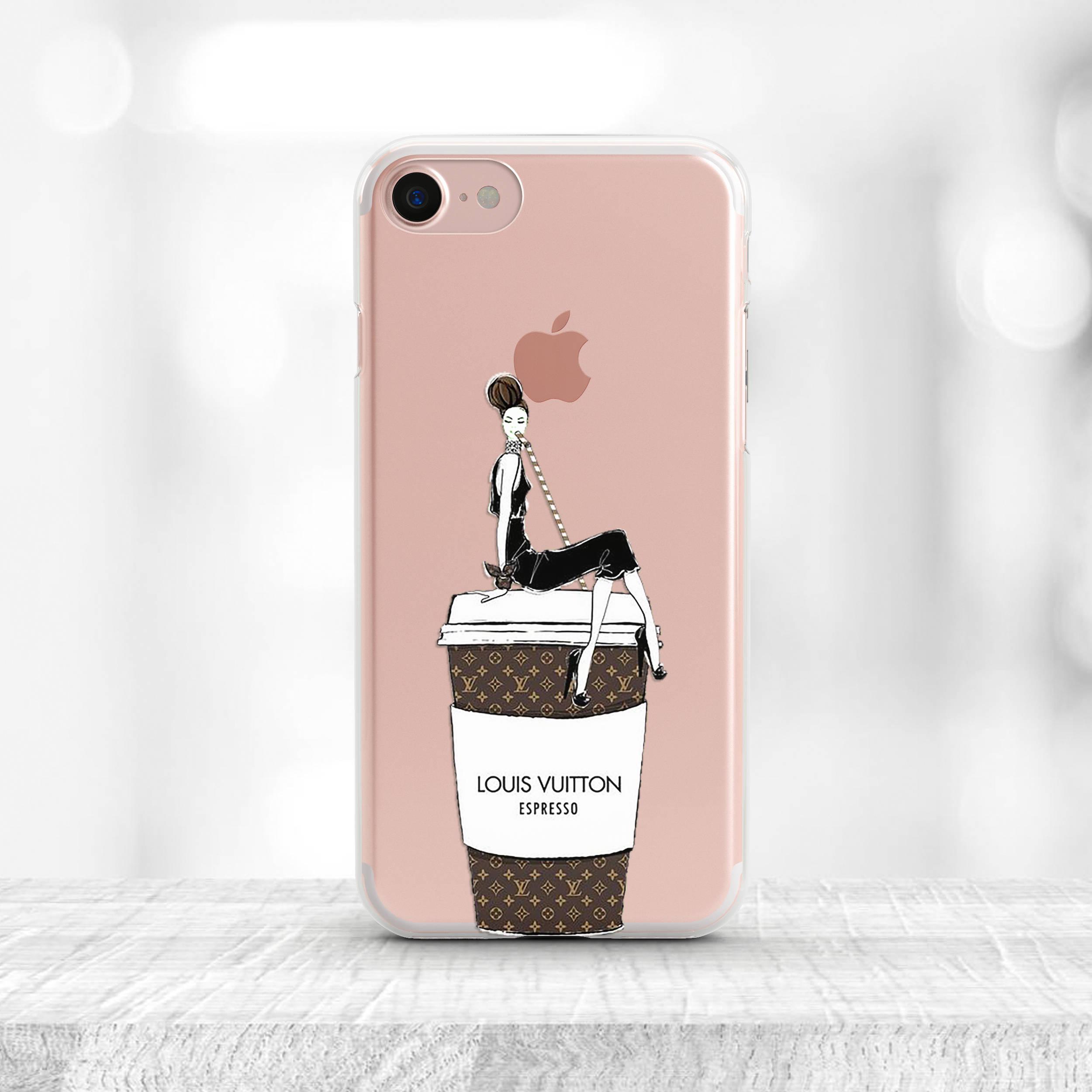 Louis Vuitton iphone 7 Plus Case Chanel iPhone 7 Case Chanel