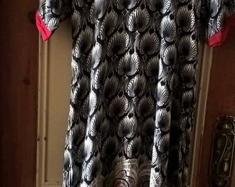 Long, handmade Indian/Asian tunic