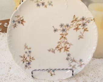 Haviland & Co Limoges salad plate