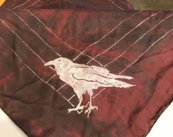 Corvid (Crow and Raven) Wild Rag
