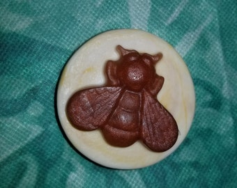 Honey Almond Bee bar soap