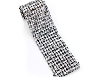 Glamour Bracelet, 7.5 x 2 inches