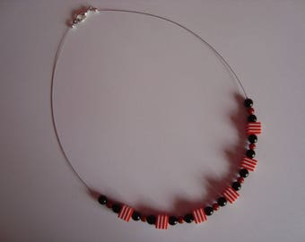 Collection of Red necklace