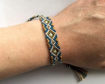 Friendship Bracelet -Fachtna-