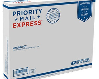 Shipping Service - USPS Express Mail