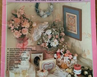 Weddings - Heart of the Wedding (Lois WInston, editor) - Vintage