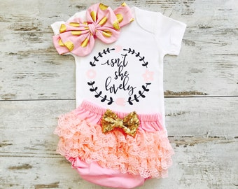 Baby Clothes, Baby Girl Clothes, Newborn Girl Outfit, Baby Clothes Girl, Baby Girl Gift, Baby Girl Clothes Newborn, Baby Girl, Baby Shower