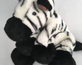 Zebra Softie Plush Soft Toy
