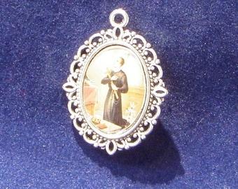Saint Gerard Majella Religious Medal
