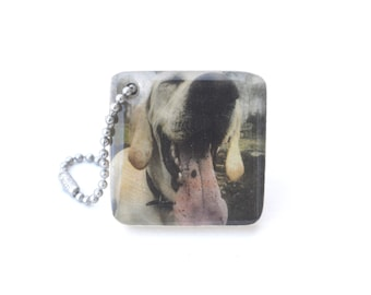 Personalized Pet Keychain - Pet Mom personalized - Dog lover gift - Pet memorial keychain - Photo Keychain - Pet Gift