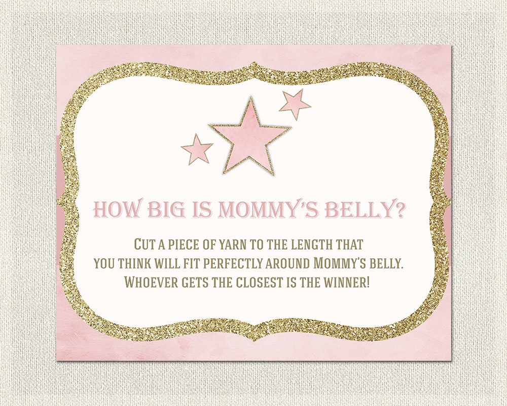 This is a graphic of Sassy How Big is Mommy's Belly Free Printable
