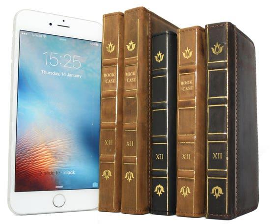 coque livre iphone 8 plus