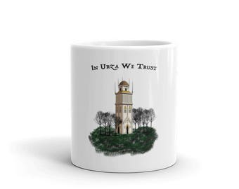 In Urza We Trust Mug, Magic The Gathering Funny Mug, Unstable MTG Mug,
