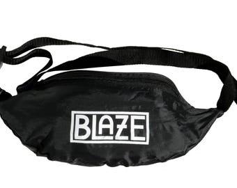 BLAZE logo Fanny Pack