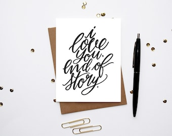 Love Card - End Of Story