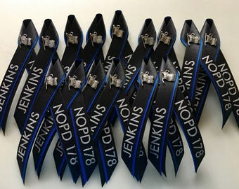 Back the Badge Ribbons