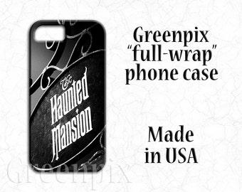 Disney Haunted Mansion iPhone case, Disney iPhone X case, Disney iPhone 8 Plus case, Disney iPhone 7 Plus case, Disney iPhone 6 6S Plus case