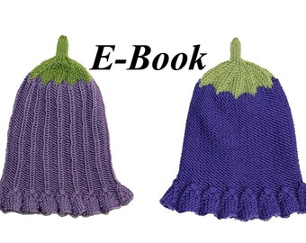 Strickanleitung E-Book Babymütze Elfenblüte