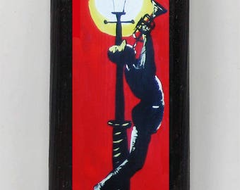 All That Jazz on Wood #8