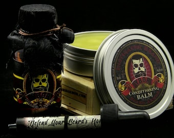 Cigar Inspired: Ybor Oil/Balm Combo