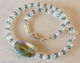 Stunning Crystal Necklace