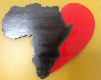 Mother Africa. Women's History Month