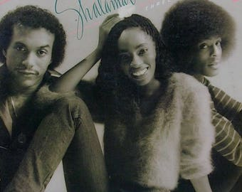 "Shalamar - ""Three For Love"" vinyl"