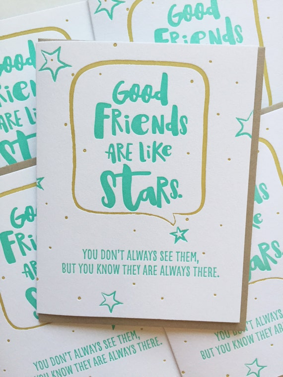 Best Friend Card Best Friend Birthday Card Card for Best