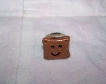 ring gourmet chocolate bn fancy