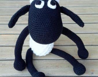 SHAUN the sheep crochet