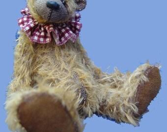 Hershey miniature teddy bear e-pattern