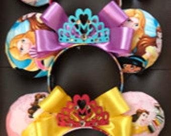 Princes Mickey Ears