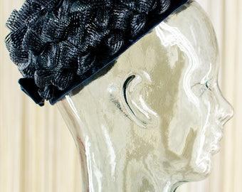 1950's Pillbox Hat